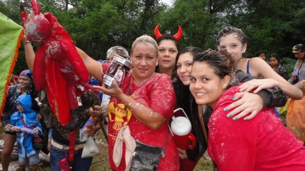 Carnaval en Guerrero 2015