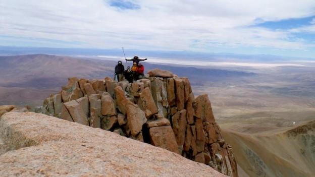 Cerro Chañi 1