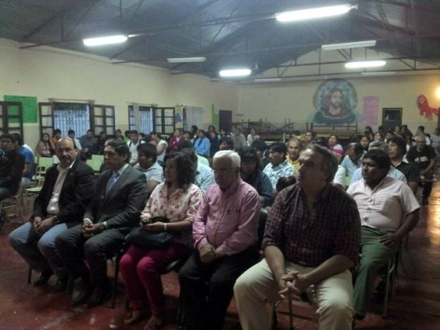 Colación de Capacitación Laboral en la localidad de Lozano (3)