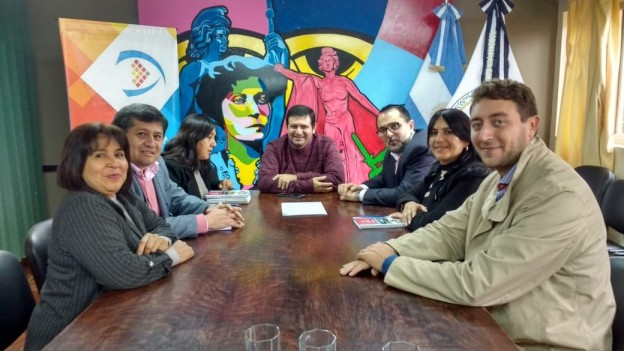 Concejales del bloque de la UCR