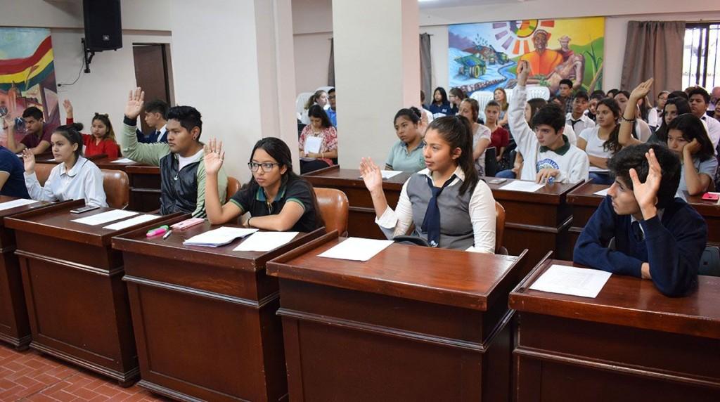 Concejo Deliberante Estudiantil2