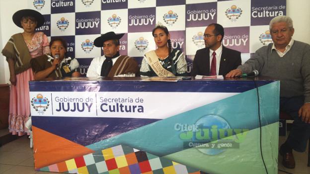 Conferencia de Prensa Asociación Gaucha Jujeña Exodo Jujeño