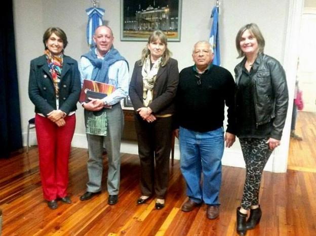Consejo Regional Norte Cultura sesionó en Santiago