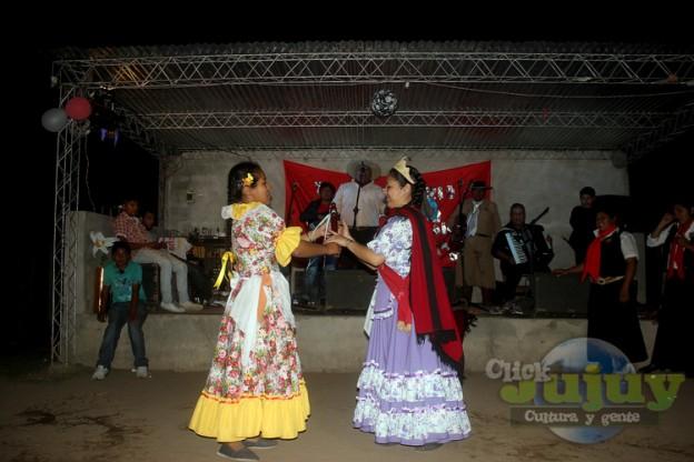 Coronación de Paisana del Fortin Gaucho el Marucho