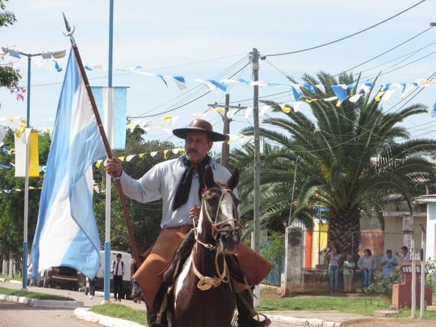 DESFILE GAUCHO FIESTAS PATRONALES 2018 EN HONRAS A NUESTRA VIRGEN DEL VALLE (1)