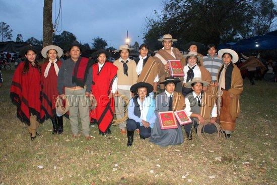 """III Encuentro Provincial y Nacional de Mujeres Pialadoras"""" enmarcado en el """"XIV Festival del Locro y el Tamal""""."""