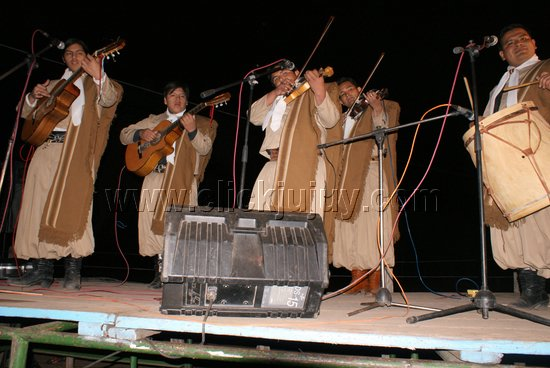 los Criollos – Festival de la Yerrra y el Folklore – El Acheral