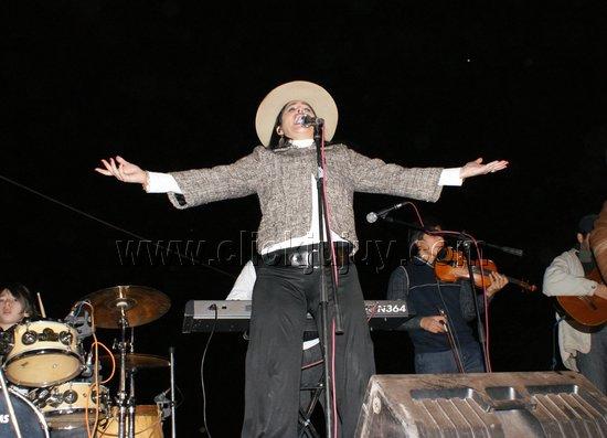 Paola Arias – Festival de la Yerrra y el Folklore – El Acheral