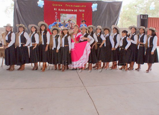 Centro Tradicionalista el Bagualero de Yala