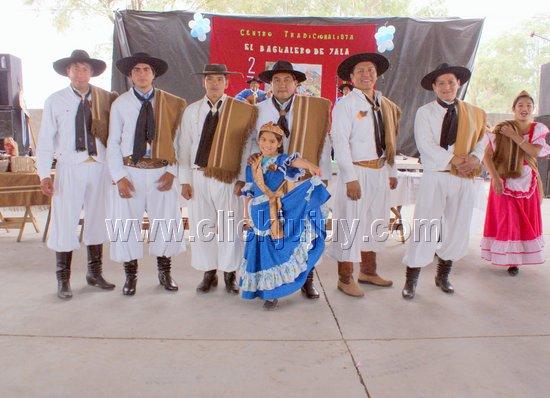 Centro Tradicionalista el Bagualero de Yala (Fotos de archivo)
