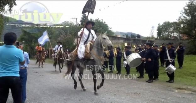 Desfile Fiesta Patronal en Yala – 8 de Diciembre