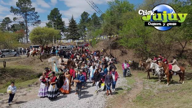 Desfile Gaucho Fiesta Patronal en paños 2017-7