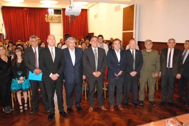 Dieron inicio a las Jornadas de Filosofía de Proximidad, Estrategia de Mediación Policial y Resolución Alternativa de Conflictos