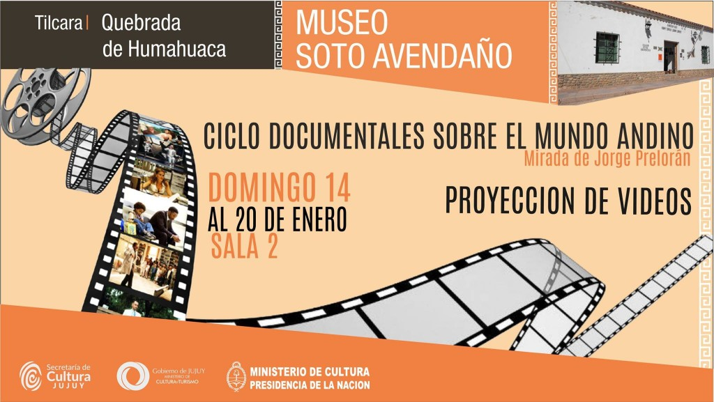 Documentales sobre el mundo andino Museo soto avendaño (1)