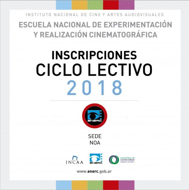 ENERC INSCRIPCIONES CICLO LECTIVO 2018