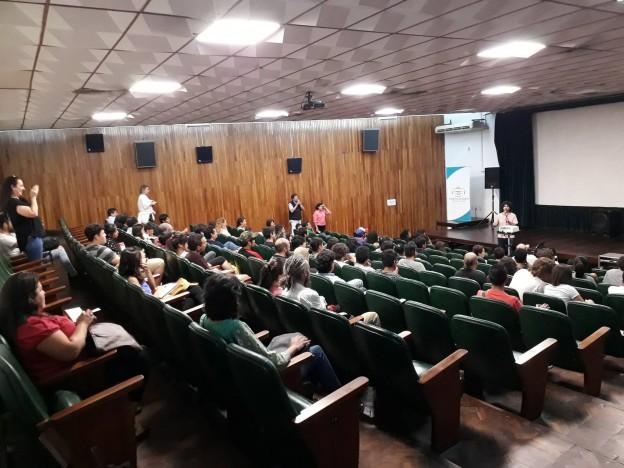 EXITOSA PRESENTACIÓN DEL CINE MÓVIL Y ZARAMELLA EN JUJUY
