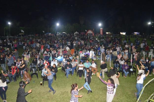 EXITOSO FESTIVAL PROVINCIAL DEL PEJERREY EN EL CARMEN (25)