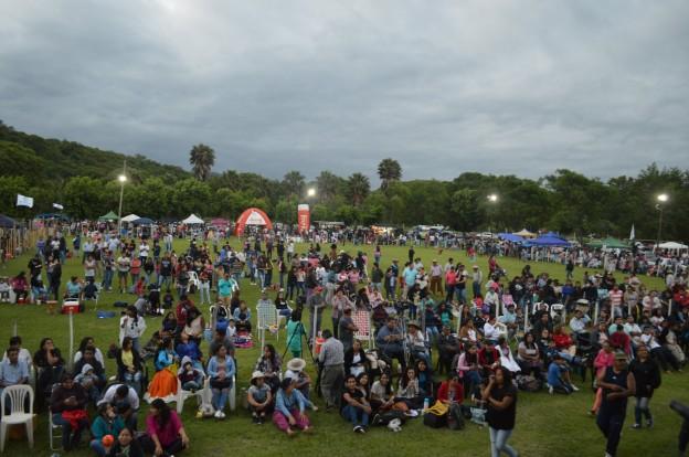 EXITOSO FESTIVAL PROVINCIAL DEL PEJERREY EN EL CARMEN (40)