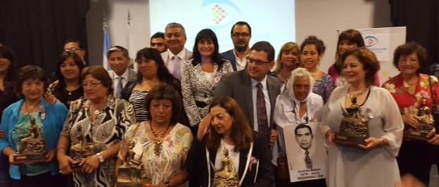 Ediles homenajearon a mujeres jujeñas destacadas (2)
