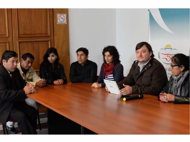 Efectiva interacción cultural entre las comunas de los Valles (2)