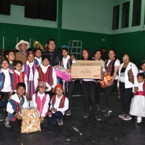 El Aguilar celebró el Tradicional Encuentro de Pesebres (2)
