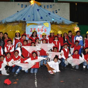 El Aguilar celebró el Tradicional Encuentro de Pesebres (4)