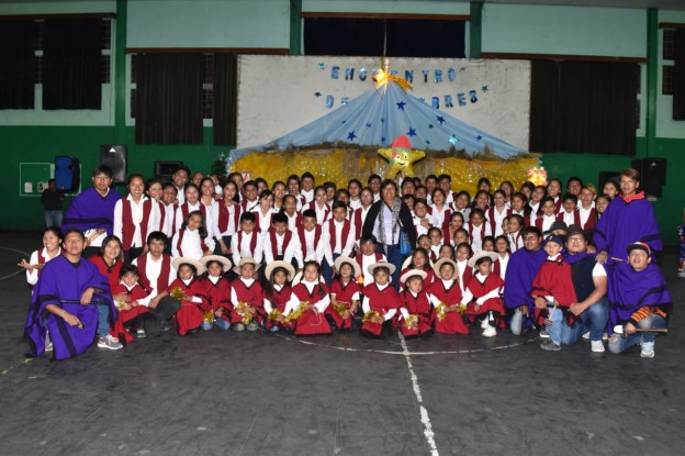 El Aguilar celebró el Tradicional Encuentro de Pesebres (5)