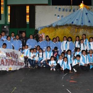 El Aguilar celebró el Tradicional Encuentro de Pesebres (6)