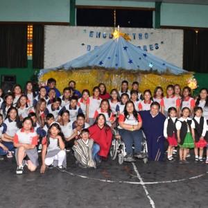El Aguilar celebró el Tradicional Encuentro de Pesebres (7)
