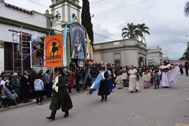 El Carmen honró a su santa Patrona (1)