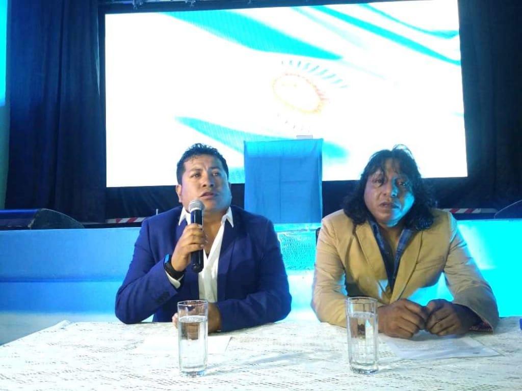 El Intendente reelecto por el Municipio de El Aguilar tomó juramento por el período 2019-2023 (1)