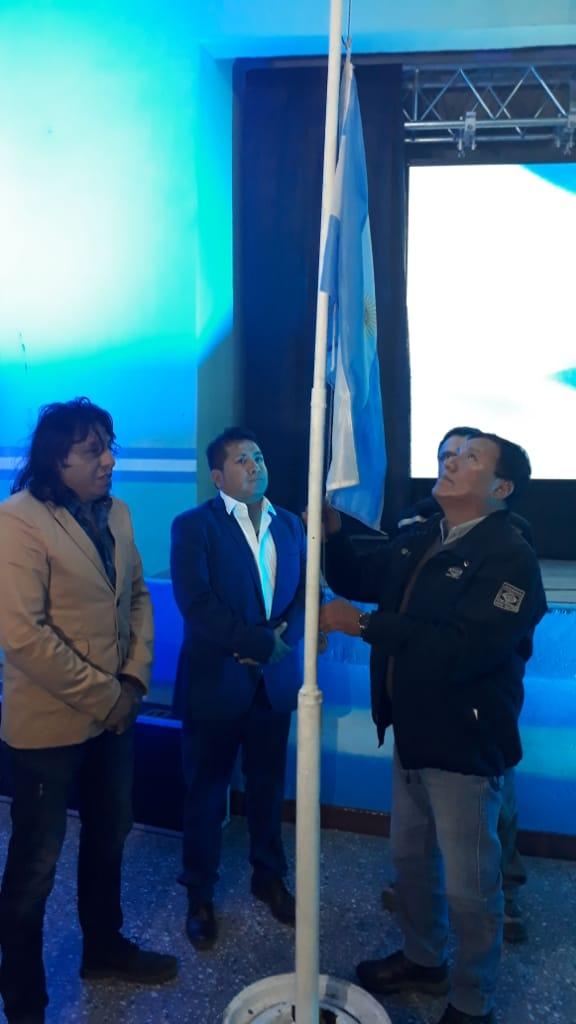 El Intendente reelecto por el Municipio de El Aguilar tomó juramento por el período 2019-2023 (3)