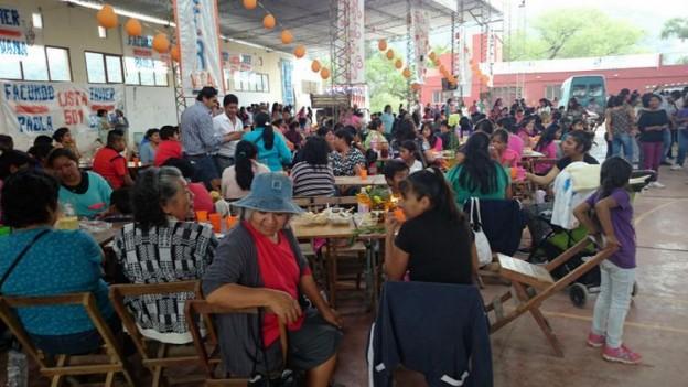 El Municipio de Yala homenajeó a las mamás (2)