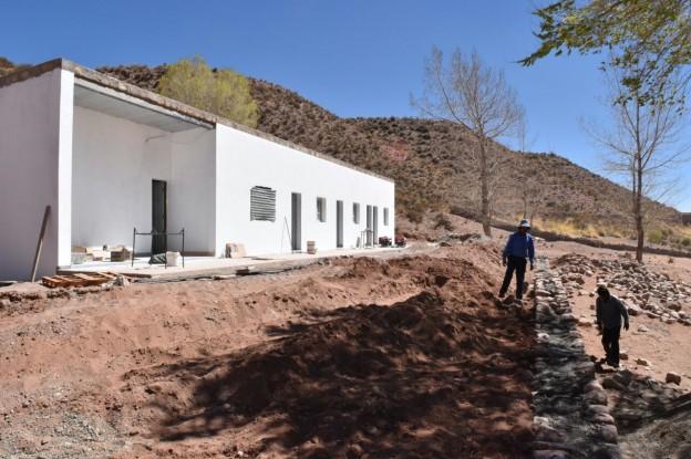 El Municipio del Aguilar anuncia la inauguración del 1er Edificio Municipal en Vizcarra (2)