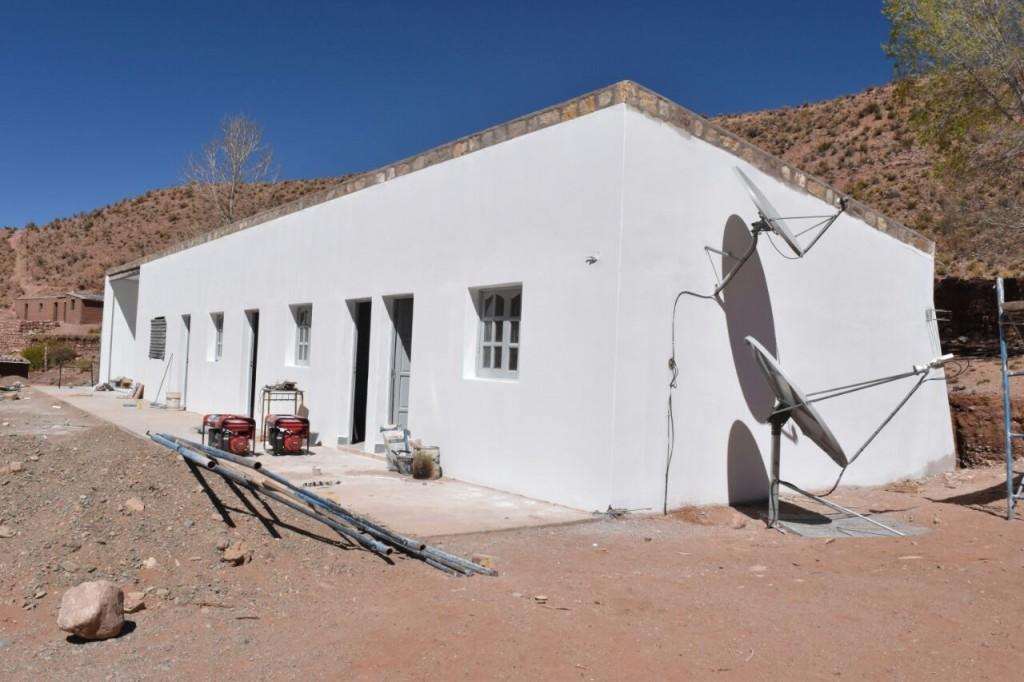 El Municipio del Aguilar anuncia la inauguración del 1er Edificio Municipal en Vizcarra (3)