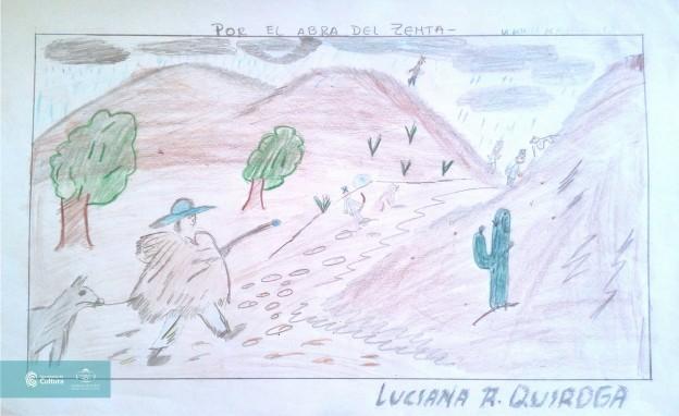 El concurso de dibujo – los 200 años de la Batalla de Humahuaca 3
