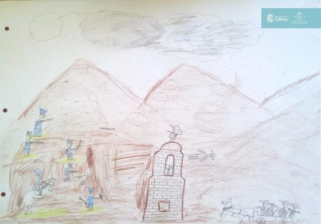 El concurso de dibujo – los 200 años de la Batalla de Humahuaca 4