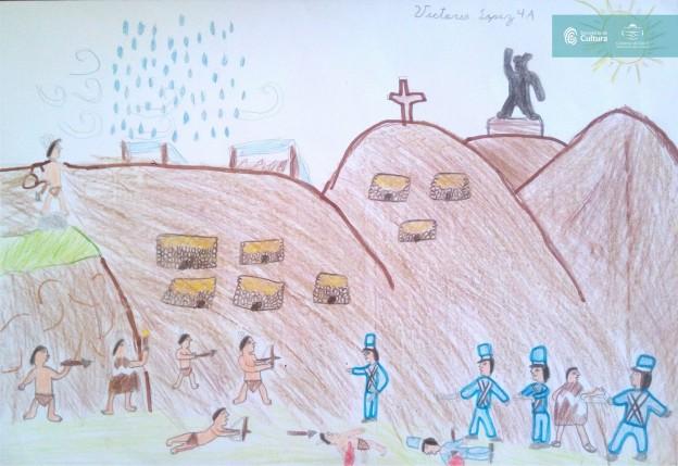 El concurso de dibujo – los 200 años de la Batalla de Humahuaca 6
