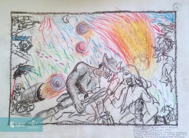 El concurso de dibujo – los 200 años de la Batalla de Humahuaca