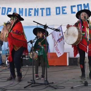 El tradicional jueves de comadres se celebró a pleno en El Aguilar (10)