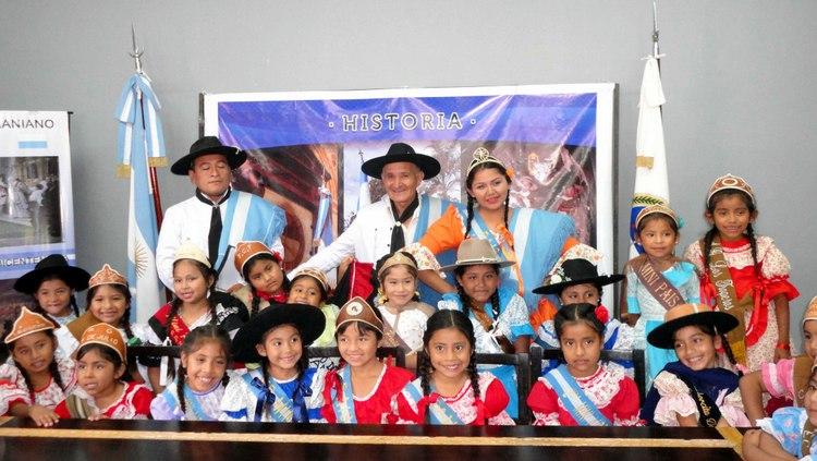 Elección Mini Paisana Provincial