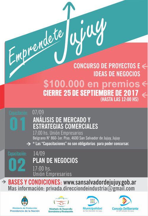 Emprendete Jujuy