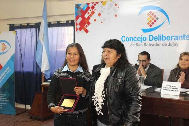 """Entregaron premios """"Tacita de Plata"""" a vecinos de diferentes barrios (2)"""