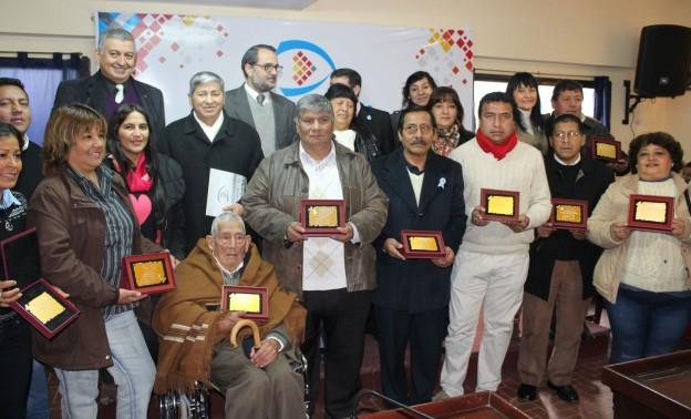 """Entregaron premios """"Tacita de Plata"""" a vecinos de diferentes barrios (5)"""