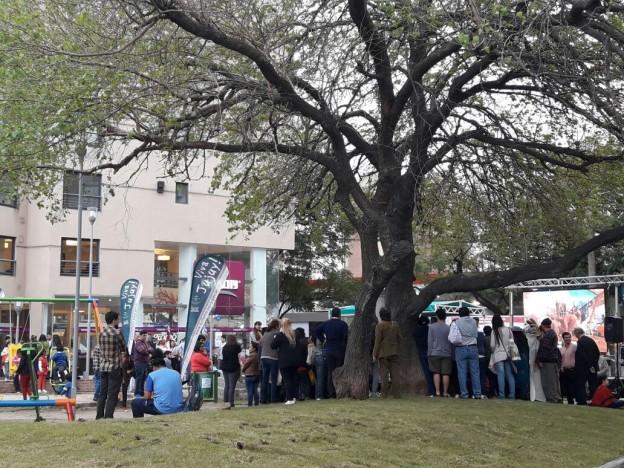 Exitosa convocatoria a la Peña del Éxodo en Córdoba (4)