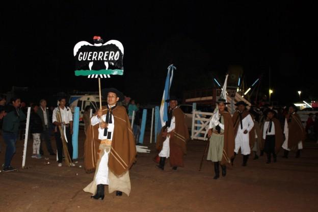 Exitosa representación jujeña en Juan José Castelli provincia de Chaco (1)