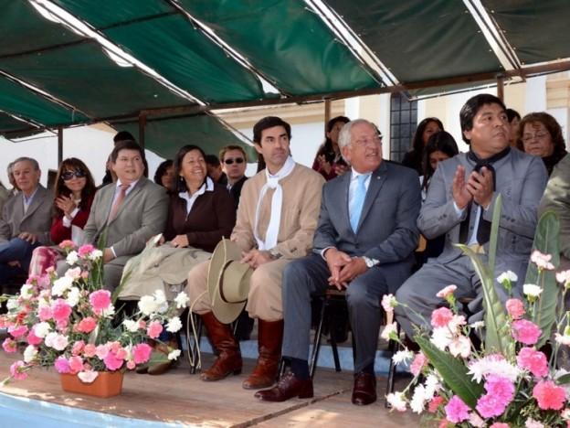 FELLNER Y URTUBEY PARTICIPARON DE LA CELEBRACIÓN DE LA OCTAVA DE LA VIRGEN DEL CARMEN (3)