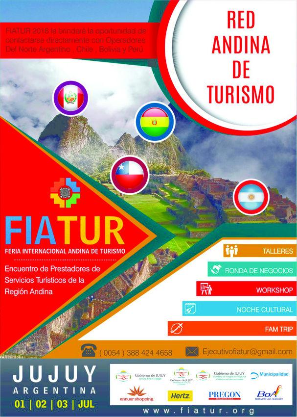 FERIA ANDINA DE TURISMO 2016