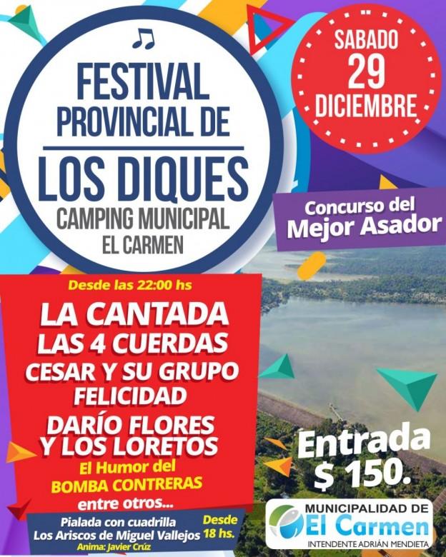 FESTIVAL DE LOS DIQUES