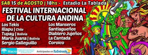 FESTIVAL INTERNACIONAL DE LA CULTURA ANDINA (4)